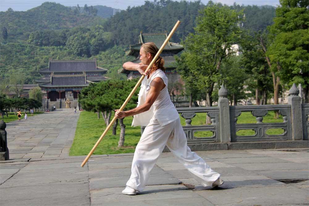 tréning Čína 2013