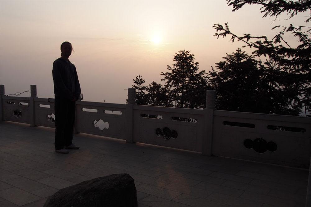 Wudang Bai Ma Shan - Čína 2014
