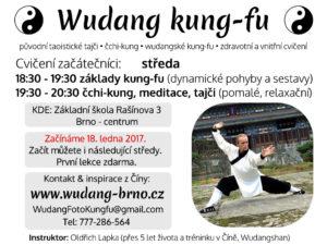 Wudang Kungfu Brno