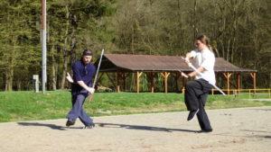 Wudang-Brno / kungfu meč